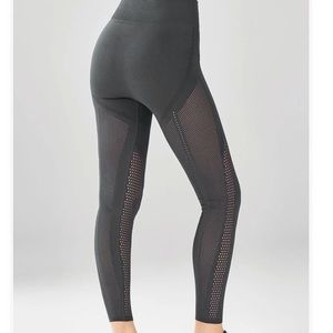 Fabletics Pants - Fabletics Warp Knit Leggings